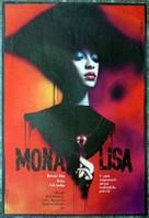 Mona Lisa - Czech Movie Poster (xs thumbnail)