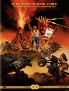 Aqua Teen Hunger Force Colon Movie Film for Theatres - Movie Cover (xs thumbnail)