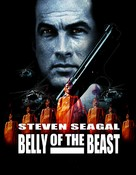 Belly Of The Beast - German poster (xs thumbnail)