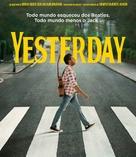 Yesterday - Brazilian Movie Cover (xs thumbnail)