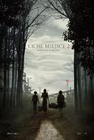 A Quiet Place: Part II - Polish Movie Poster (xs thumbnail)
