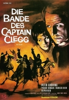 Captain Clegg - German Movie Poster (xs thumbnail)