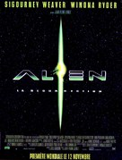 Alien: Resurrection - French Movie Poster (xs thumbnail)