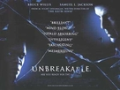 Unbreakable - British Movie Poster (xs thumbnail)