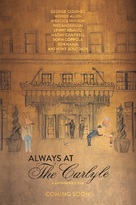 Always at The Carlyle - Movie Poster (xs thumbnail)