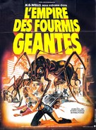 Empire of the Ants - French Movie Poster (xs thumbnail)