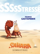 Sahara - French Movie Poster (xs thumbnail)