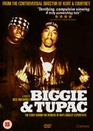 Biggie and Tupac - British Movie Cover (xs thumbnail)