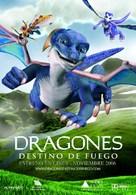Dragones: destino de fuego - Chilean Movie Poster (xs thumbnail)