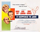 It Happened to Jane - Movie Poster (xs thumbnail)