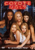 Coyote Ugly - Norwegian Movie Cover (xs thumbnail)