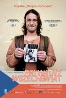 Soukromý vesmír - Polish Movie Poster (xs thumbnail)