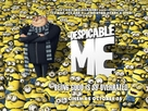 Despicable Me - British Movie Poster (xs thumbnail)