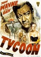 Tycoon - German Movie Poster (xs thumbnail)