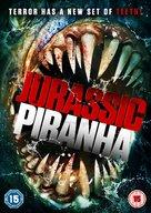 Piranha Sharks - British Movie Cover (xs thumbnail)