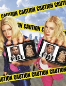 White Chicks - DVD movie cover (xs thumbnail)