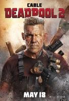 Deadpool 2 - Movie Poster (xs thumbnail)