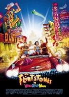 The Flintstones in Viva Rock Vegas - German Movie Poster (xs thumbnail)