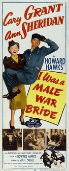 I Was a Male War Bride - Movie Poster (xs thumbnail)