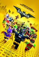 The Lego Batman Movie - Icelandic Movie Poster (xs thumbnail)