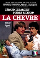 La chèvre - German Movie Cover (xs thumbnail)