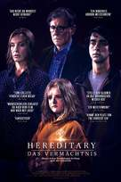 Hereditary - German Movie Poster (xs thumbnail)