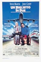 Planes, Trains & Automobiles - Italian Movie Poster (xs thumbnail)