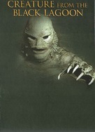 Creature from the Black Lagoon - DVD cover (xs thumbnail)