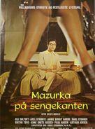 Mazurka på sengekanten - Danish Movie Poster (xs thumbnail)