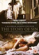 Dzieje grzechu - British Movie Cover (xs thumbnail)