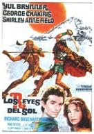 Kings of the Sun - Spanish Movie Poster (xs thumbnail)