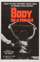 Body of a Female - Movie Poster (xs thumbnail)