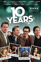 10 Years - DVD cover (xs thumbnail)