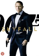 Skyfall - Dutch Movie Cover (xs thumbnail)
