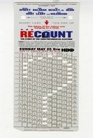 Recount - Movie Poster (xs thumbnail)