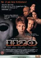 Halloween H20: 20 Years Later - Danish DVD movie cover (xs thumbnail)