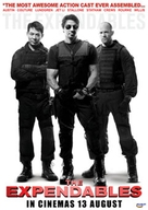 The Expendables - Malaysian Movie Poster (xs thumbnail)