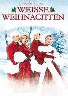 White Christmas - German DVD movie cover (xs thumbnail)