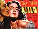 Vértigo - Mexican Movie Poster (xs thumbnail)