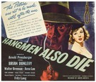 Hangmen Also Die! - Movie Poster (xs thumbnail)