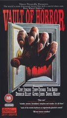 The Vault of Horror - British VHS cover (xs thumbnail)
