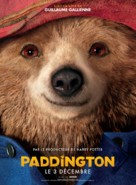 Paddington - French Movie Poster (xs thumbnail)
