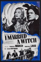 I Married a Witch - Movie Poster (xs thumbnail)