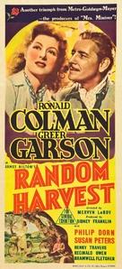 Random Harvest - Australian Movie Poster (xs thumbnail)