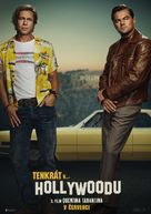 Once Upon a Time in Hollywood - Czech Movie Poster (xs thumbnail)