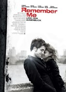 Remember Me - German Movie Poster (xs thumbnail)