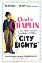 City Lights - Movie Poster (xs thumbnail)