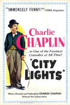 City Lights - Re-release movie poster (xs thumbnail)