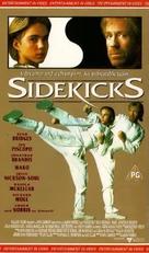 Sidekicks - British VHS cover (xs thumbnail)