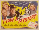 I Love a Mystery - Movie Poster (xs thumbnail)